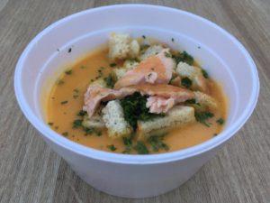 Tak trochu jiná rybí polévka